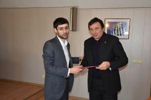 40 студентов получили стипендии фонда Гаджи Махачева