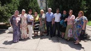Проект «100 учителей» 2017 г.