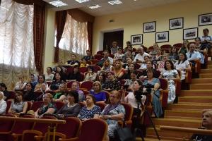 Проект «100 учителей» 2019 г.