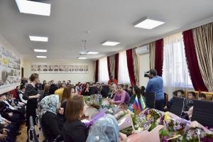 Награждение победителей конкурса «Мой родной язык»